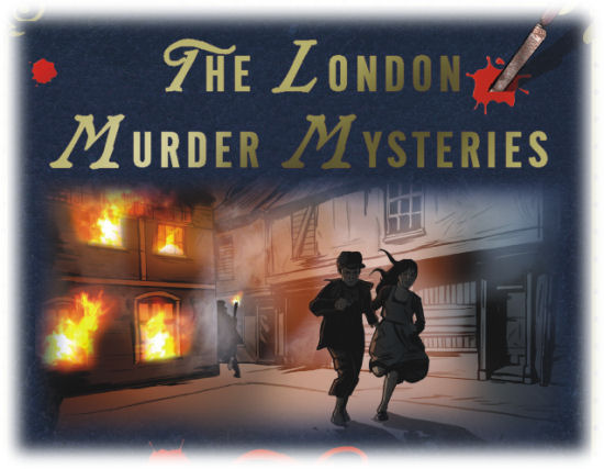 London Murder Mystery series